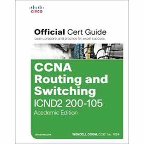 کتاب سیسکو CCNA Routing and Switching ICND2 200-105