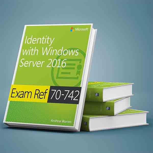 کتاب Identity With windows Server 2016