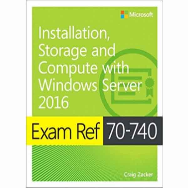 کتاب Installation, Storage and Compute With Windows Server 2016
