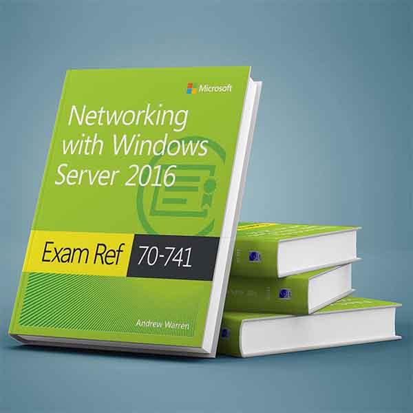 کتاب Networking With Windows Server 2016