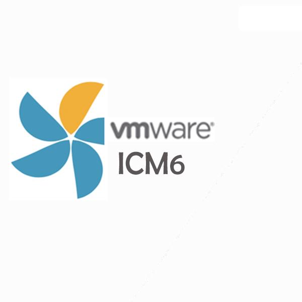 کتاب رسمی VMware ICM6 شرکت VMware