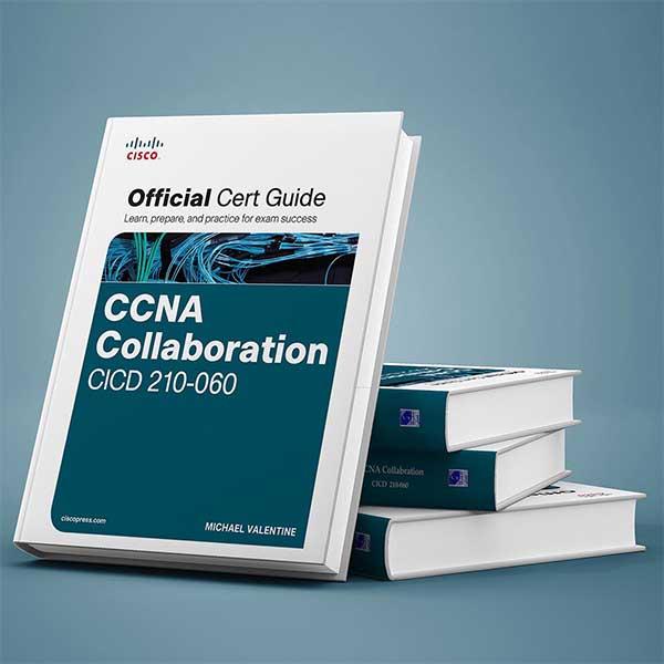 کتاب CCNA Collaboration cicd 210-060