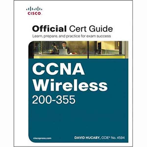 کتاب CCNA Wireless 200-355