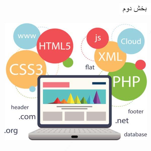برنامه نویسی کلاینت ساید وب (بخش دوم قسمت اول)