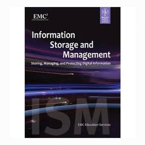 کتاب EMC Information Storage and Management