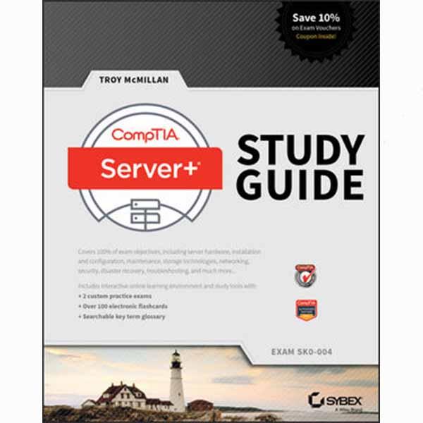 کتاب Server + CompTIA