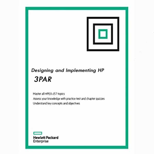 کتاب Designing and Implementing HP 3PAR