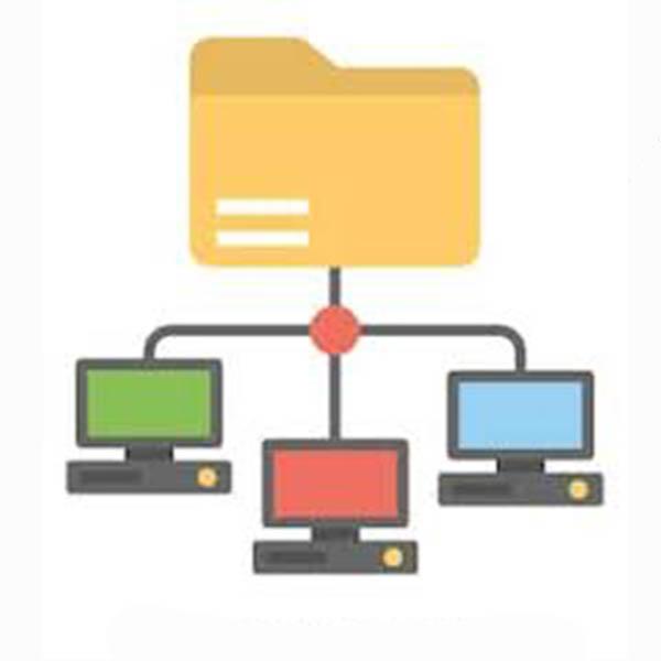 مدیریت به اشتراک گذاری در ویندوز سرور Folder Sharing