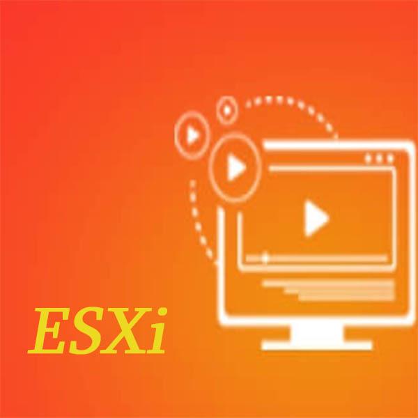 آموزش نصب و راه اندازی ESXi