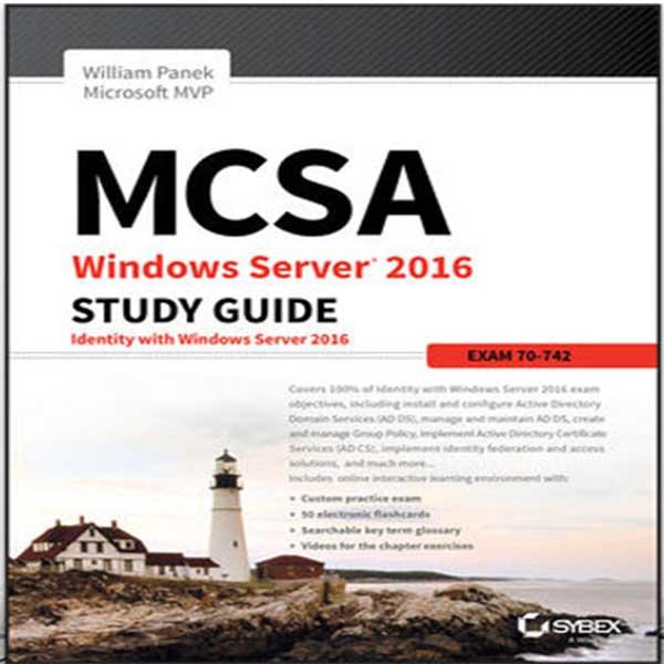 کتاب آپگرید به MCSA 2016 کد ۷۴۳-۷۰ Upgrade MCSA 2012 to MCSA 2016