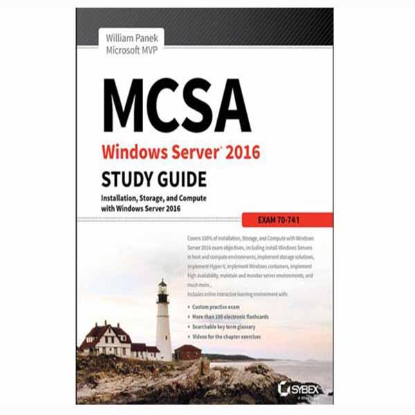 کتاب MCSE 2016 کد 741-70
